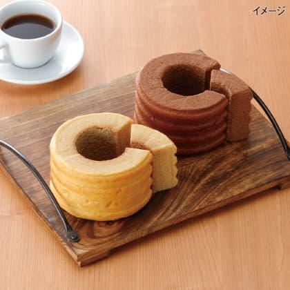 赤坂「仏蘭西厨房 かえりやま」バームクーヘン