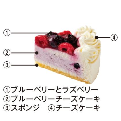 チーズケーキ ドールベリー