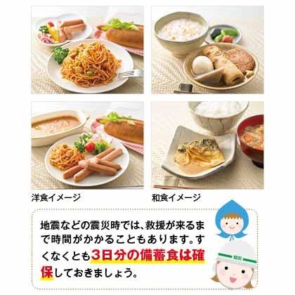 美味しい保存食 和・洋食セット(2セット)
