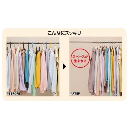 マワ人体ハンガー 15本組(シルバー)