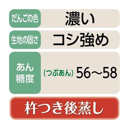 〈川上〉笹だんご(つぶあん10個)