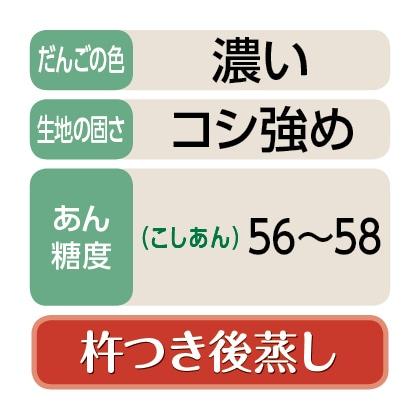 〈川上〉笹だんご(こしあん10個)