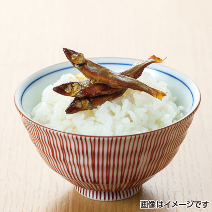 琵琶湖産小あゆの釜煮