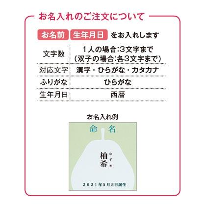山形の極み プレミアムデザートジュース8本入り(お名入れ) グリーン【出産内祝い用】