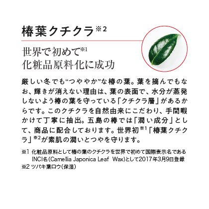 〈五島の椿〉椿酵母オイル(フェイス)30ml