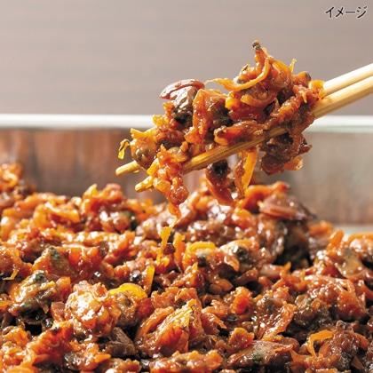 <※お中元対象商品>江戸風味佃煮詰合せ(ミニタッパー3種入)