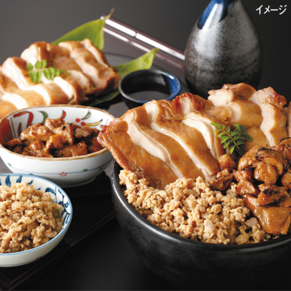<※お中元対象商品>鳥一筋百年 築地鳥藤名物 とり弁当の具