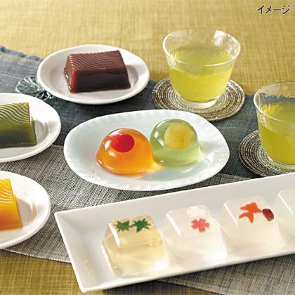 <※お中元対象商品>清月堂本店 銀座涼菓選F