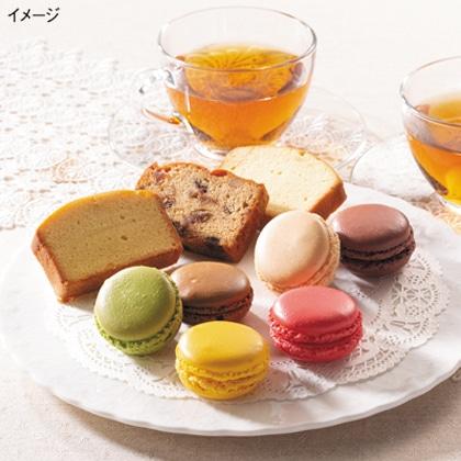 <※お中元対象商品>マカロン・焼き菓子詰合せ