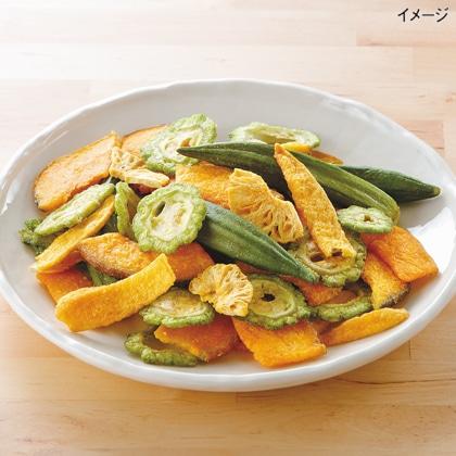 <※お中元対象商品>夏の野菜・果物チップス(5つの味わい)