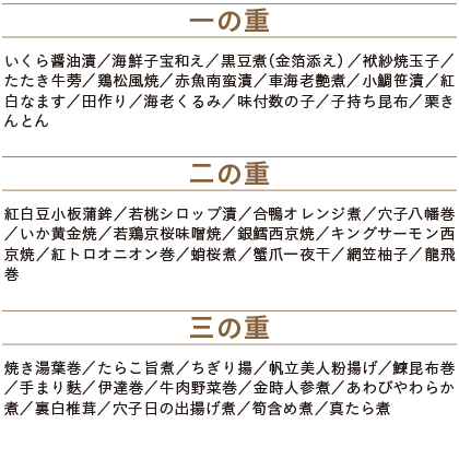 【早割・配達希望日可】たん熊北店監修 和風おせち 三段重