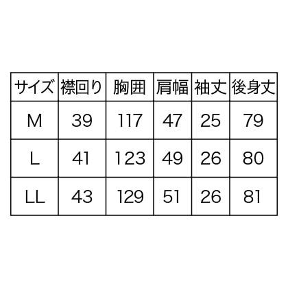 抗菌防臭加工 半袖ワイシャツ3枚(メンズ)(ホワイト L)