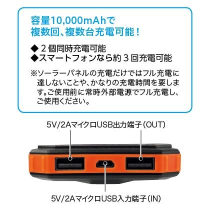 ソーラーパワーバンク2
