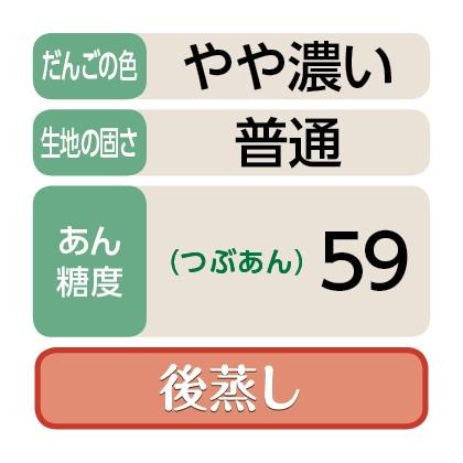 <まつ屋>笹だんご(つぶあん30個)