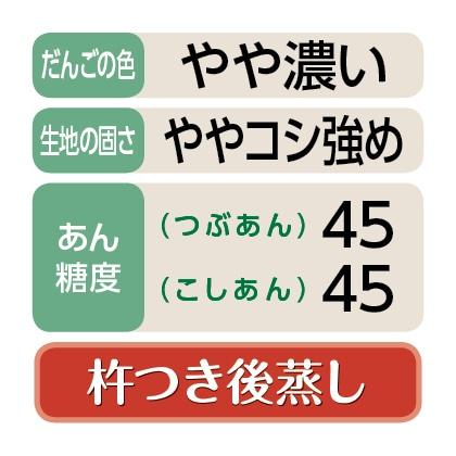 <岡本屋>笹だんご(つぶあん・こしあん)、ちまき