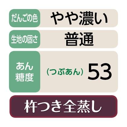 <御母家>笹だんご(つぶあん15個)