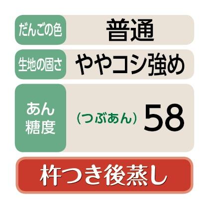 <右門>笹だんご(つぶあん20個)、ちまき10個