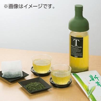 静岡牧之原 深蒸し新茶 フィルターインボトル