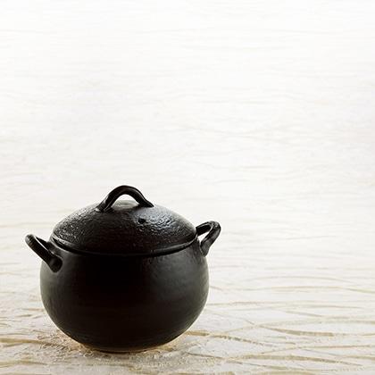 萬古焼 ごはん鍋1合炊き