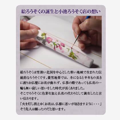 花ろうそくギフト(1)