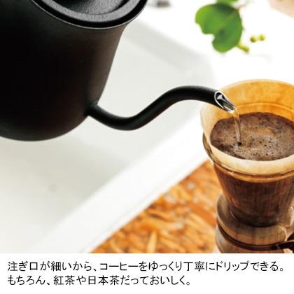 [バルミューダ] BALMUDA The Pot 電気ケトル ブラック