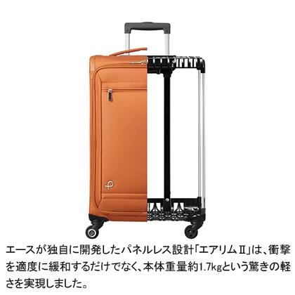 [プロテカ] ソフトキャリーケース オレンジ