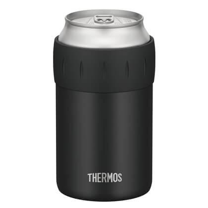 サーモス 保冷缶ホルダー ブラック