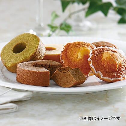 スウィートタイム・焼き菓子セットC A