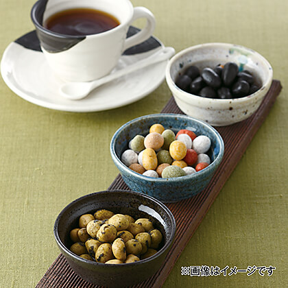 珈琲&豆菓子詰合せC D