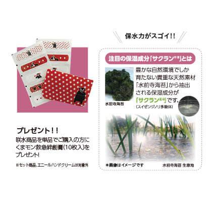 〈咲水〉スキンケア洗顔料(泡立てネット付)