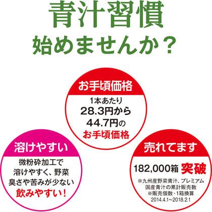九州産野菜青汁 2箱