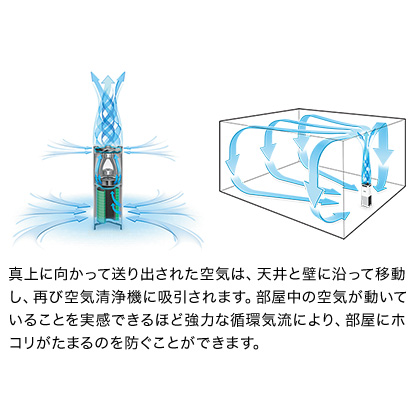 [バルミューダ]AirEngine空気清浄機