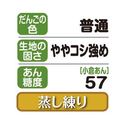 笹だんご(小倉あん)