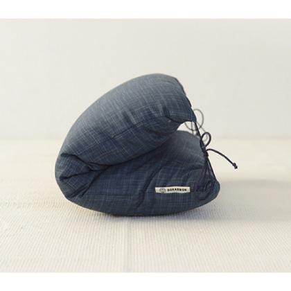 のび太のお昼寝座布団 桃