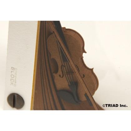 OMOSHIROI BLOCK|SHAPE|Violin