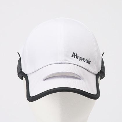 Airpeak Athlete�V (ホワイト×グレー)