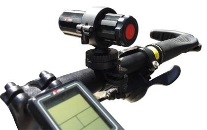 アクションカメラ Actino AC001 ブラック
