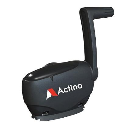 サイクルコンピューター Actino CC500 ブラック