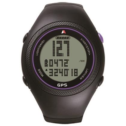 GPSランニングウォッチ Actino WT300 パープル