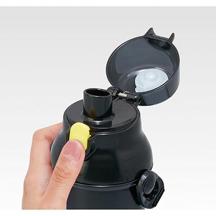 抗菌食洗機対応直飲プラワンタッチボトル MIZUNO 21