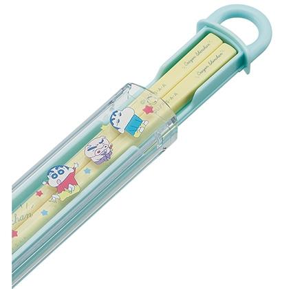 抗菌スライド式箸箱セット クレヨンしんちゃん 21