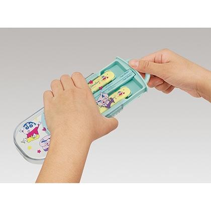 抗菌食洗機対応スライド式トリオセット クレヨンしんちゃん 21