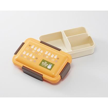 抗菌パッキン一体成型4ロックふわっと弁当箱 550ml トトロ PALT6AG