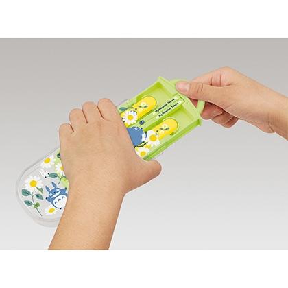 抗菌食洗機対応スライド式トリオセット となりのトトロ デイジー