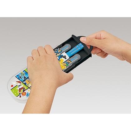 抗菌食洗機対応スライド式トリオセット ポケットモンスター21