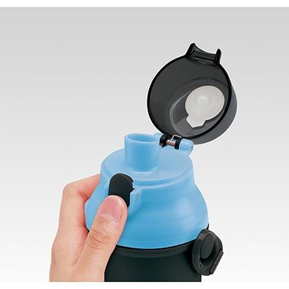 抗菌食洗機対応直飲プラワンタッチボトル ポケットモンスター21