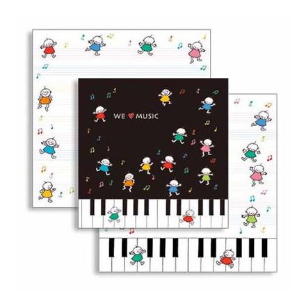 PD−353便箋 Quuピアノ
