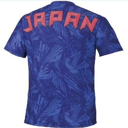 応援Tシャツ[ユニセックス] ブルー・XS