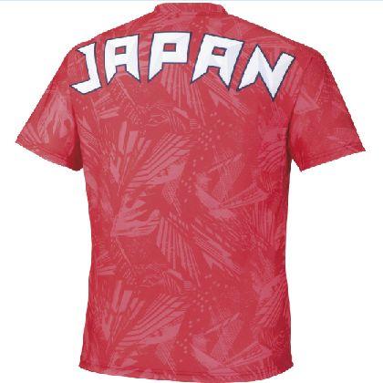 応援Tシャツ[ユニセックス] レッド・L