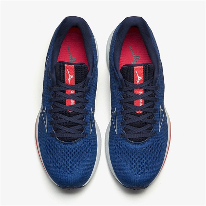 WAVE RIDER 25[メンズ] ブルー×グレー×ピンク 27.0cm